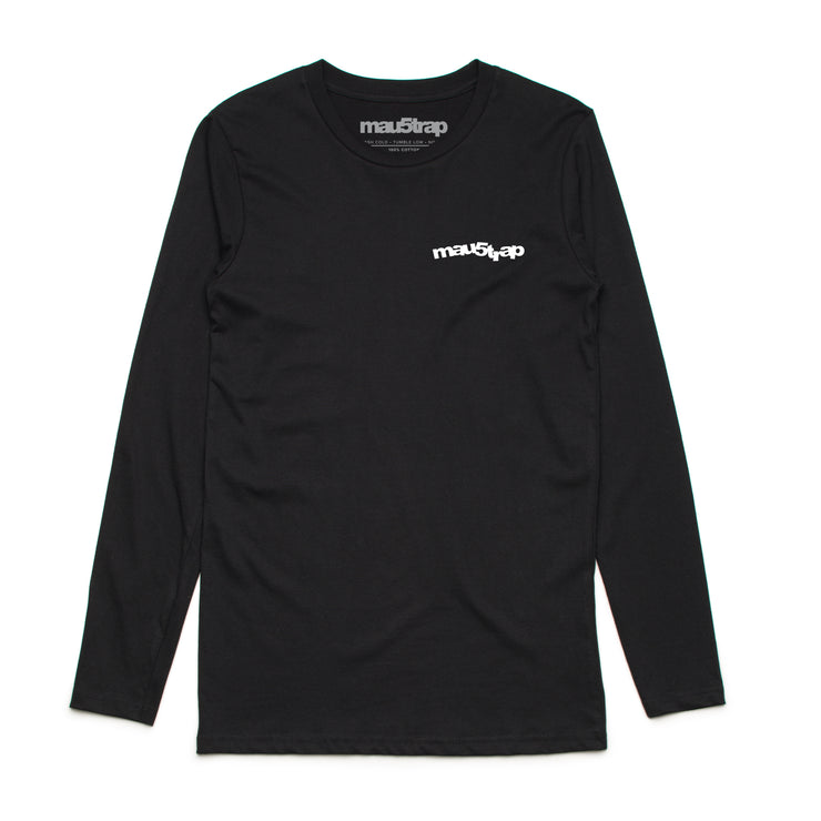 mau5trap logo long sleeve