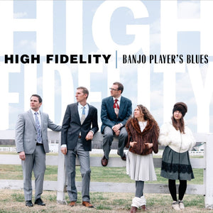 HIGH FIDELITY 'Banjo Player's Blues' REB-1874-CD