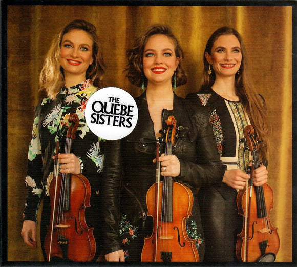 THE QUEBE SISTERS 'The Quebe Sisters' QUEBE-1059-CD