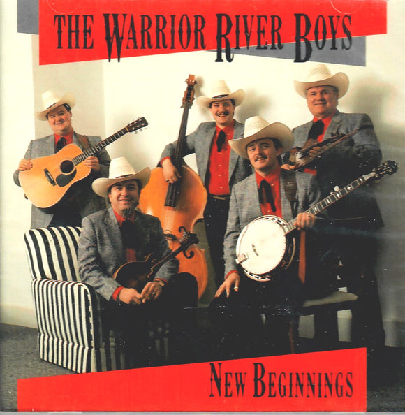 WARRIOR RIVER BOYS 'NEW BEGINNINGS' ROU-0270