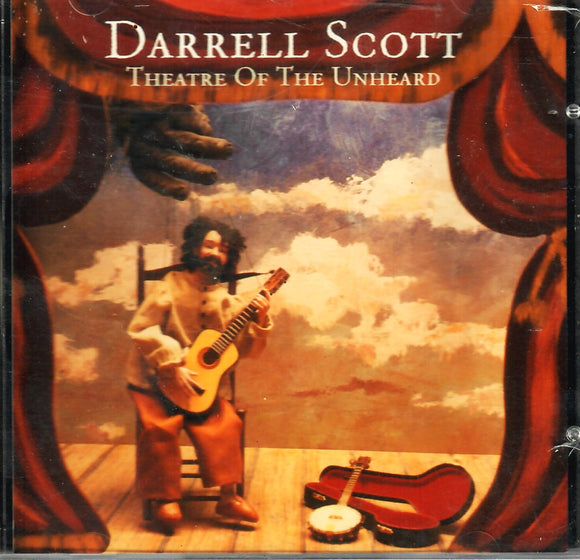 DARRELL SCOTT 'THEATRE OF THE UNHEARD' FLR-0301