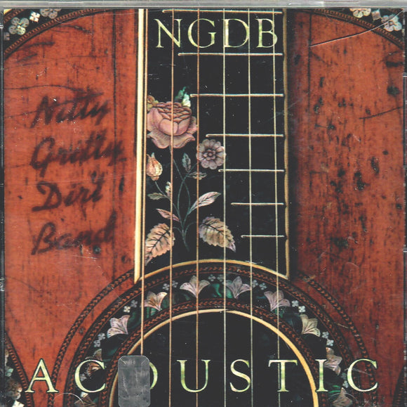 NITTY GRITTY DIRT BAND 'ACOUSTIC' LIB-28169