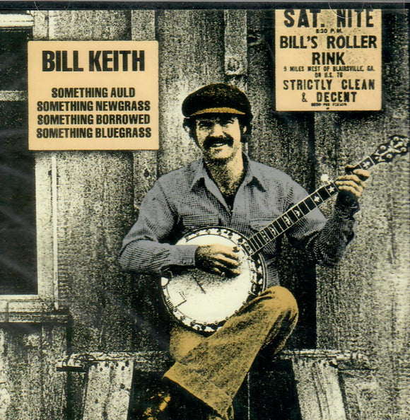 BILL KEITH 'SOMETHING BLUEGRASS' ROU-0084