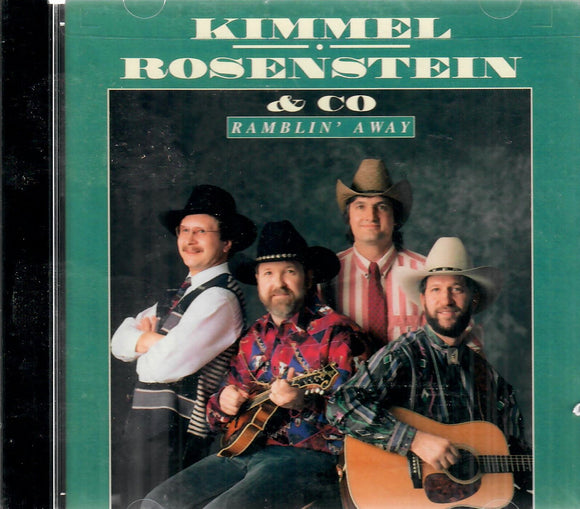 KIMMEL ROSENSTEIN & CO 'RAMBLIN' AWAY' CCCD-0149