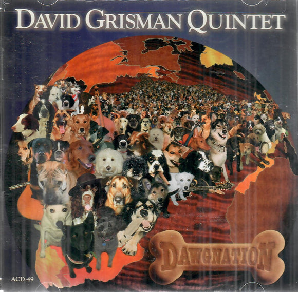 DAVID GRISMAN QUINTET 'DAWGNATION' ACD-49