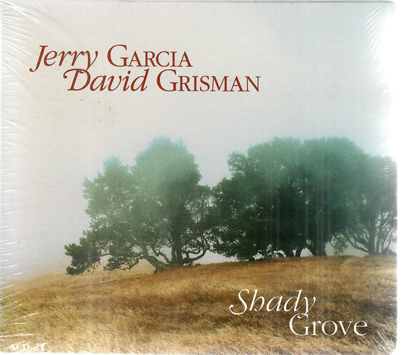 JERRY GARCIA & DAVID GRISMAN 'SHADY GROVE' ACD-21