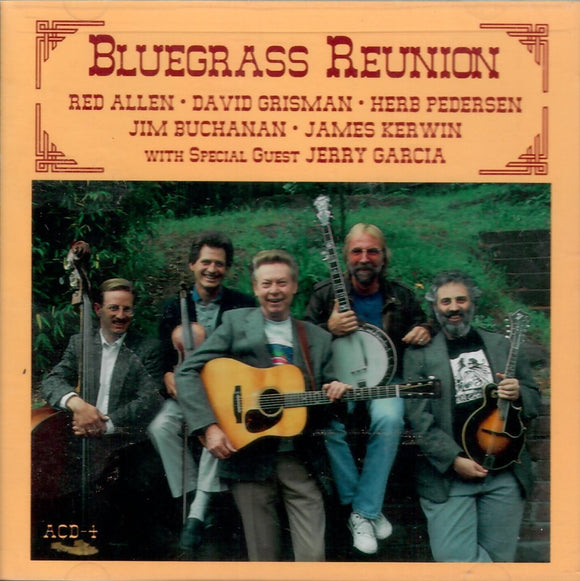 BLUEGRASS REUNION' ACD-4