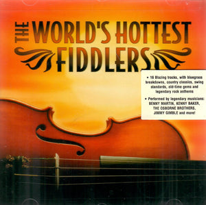 Various 'The Worlds Hottest Fiddlers' CMH-8651