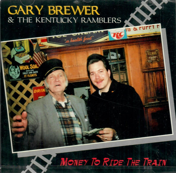 Gary Brewer 'Money to Ride the Train' CCCD-0129