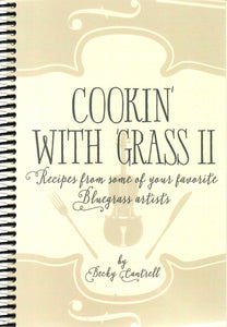 Cookin' With Grass II BOOK-CANTRELL2