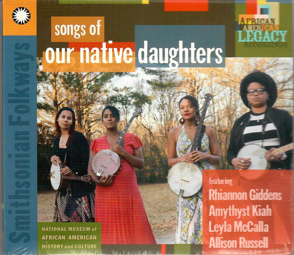 VARIOUS ARTISTS 'Songs of Our Native Daughters' SF-40232