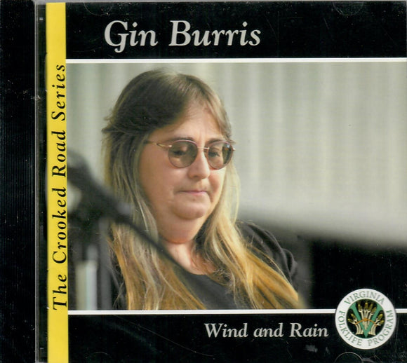 Gin Burris 'Wind and Rain' VFHCR-106
