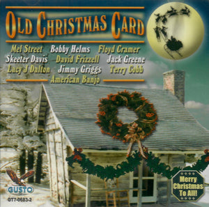VARIOUS 'OLD CHRISTMAS CARD' GUSTO-0683-CD