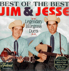 JIM & JESSE 'BEST OF THE BEST' FED-526