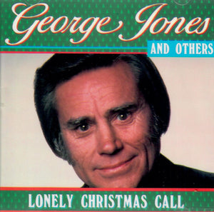 GEORGE JONES and Others 'Lonely Christmas Call'  HCD-400-CD