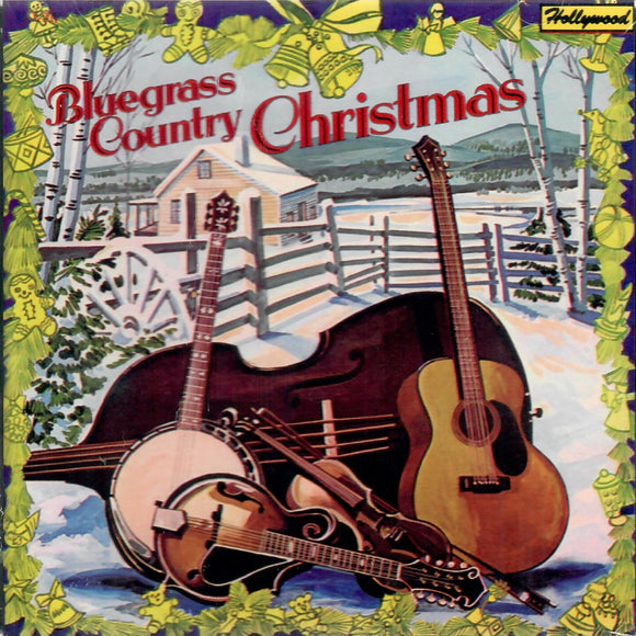 VARIOUS 'Blue County Christmas'  HCD-394