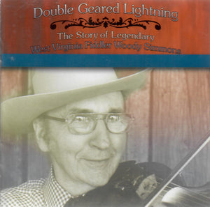 Woody Simmons 'The Story of Legendary West Virginia Fiddler' PCC-012