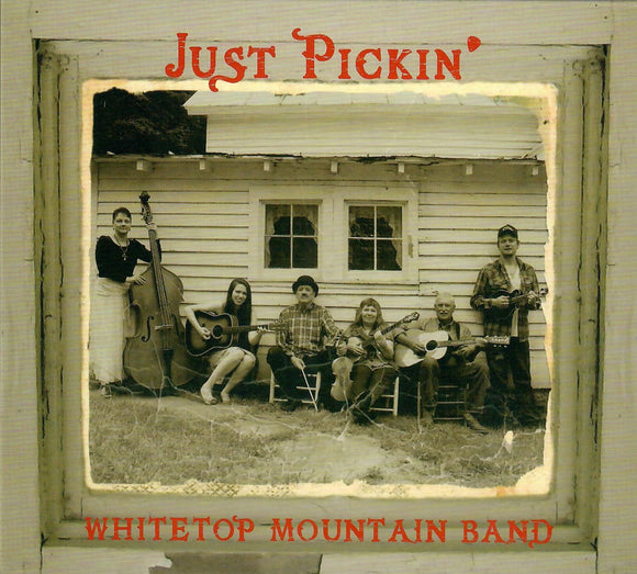 WHITETOP MOUNTAIN BAND 'Just Pickin' WMB-2014