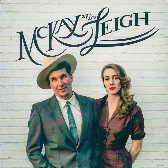 MCKAY AND LEIGH 'McKay and Leigh' VOX-19001-CD