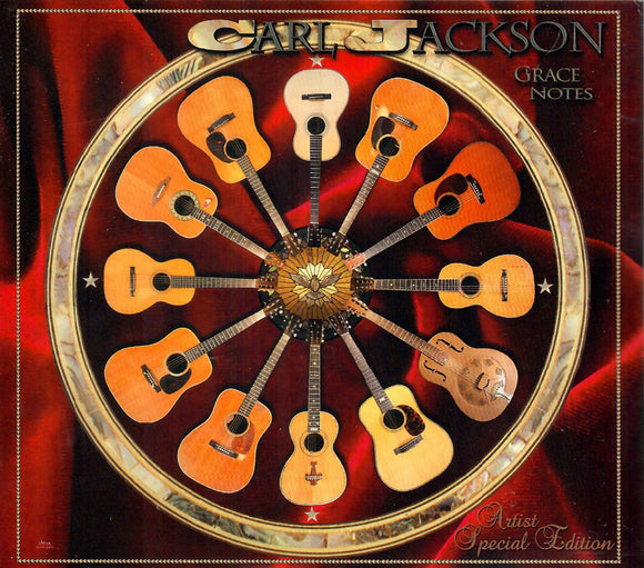 CARL JACKSON 'Grace Notes' VOX-12001