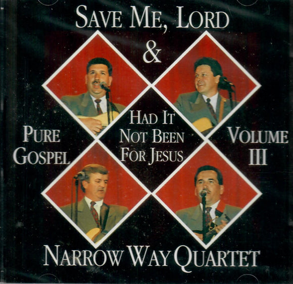 Narrow Way Quartet 'Volume III' KCR-0101