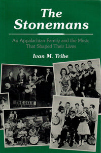 The Stonemans 'An Appalachain Family and the Music That Shaped Their Lives' BOOK-TRIBE