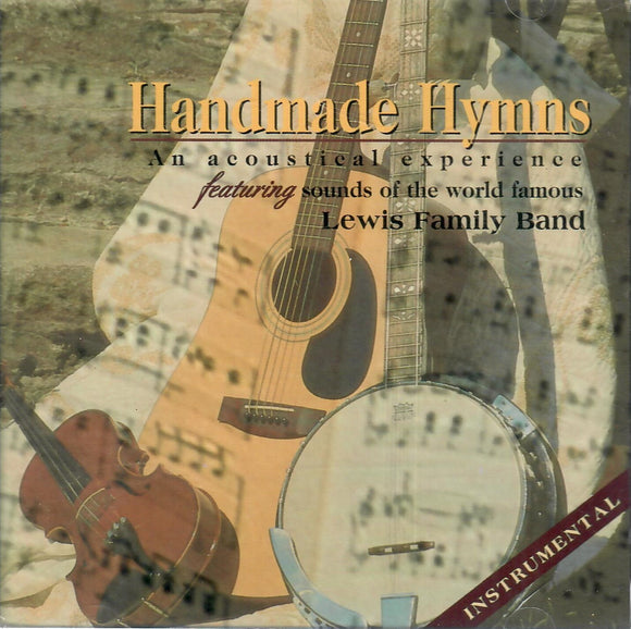 The Lewis Family Band 'Handmade Hymns' DAY-1125