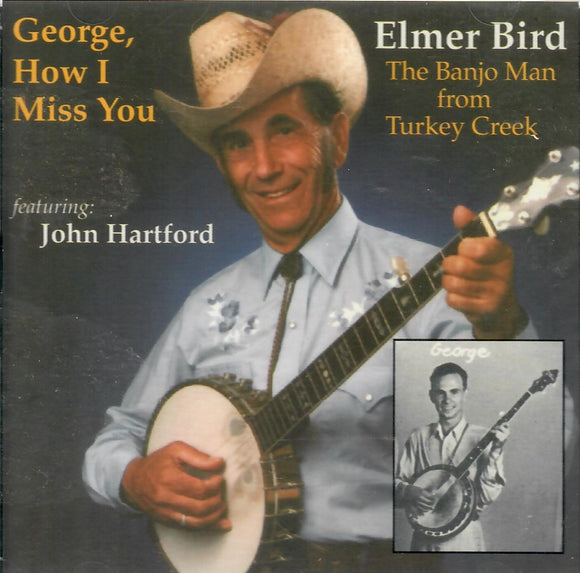 Elmer Bird 'The Banjo Man from Turkey Creek' EB-1992