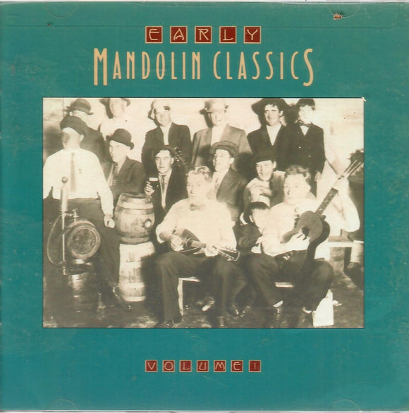 Early Mandolin Classics 'Volume One' ROU-1050