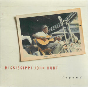 Mississippi John Hurt 'Legend' ROU-1100