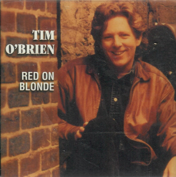 Tim O'Brien 'Red on Blonde' SH-3853-CD