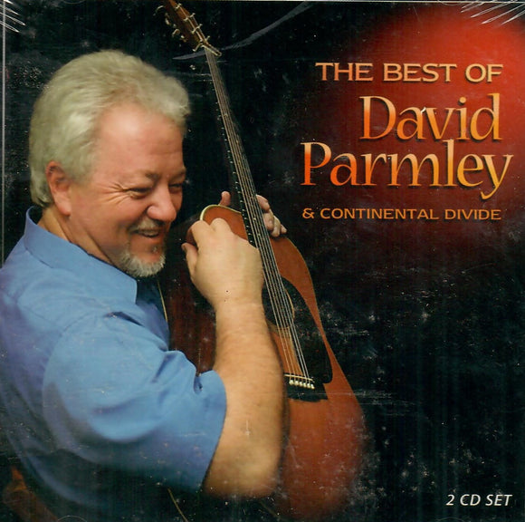 David Parmley & Continental Divide 'The Best Of' PRC-4009
