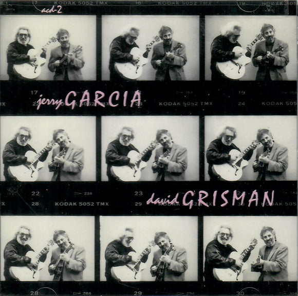 Jerry Garcia/ David Grisman ACD-2
