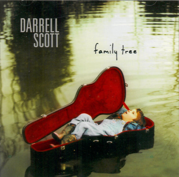 Darrell Scott 'Family Tree' SH-3894