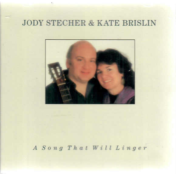 Jody Stecher & Kate Brislin ' A Song That Will Linger' ROU-0274