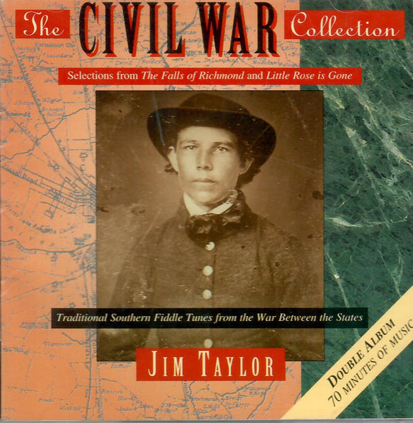 JIM TAYLOR 'The Civil War Collection' PMM-004-CD