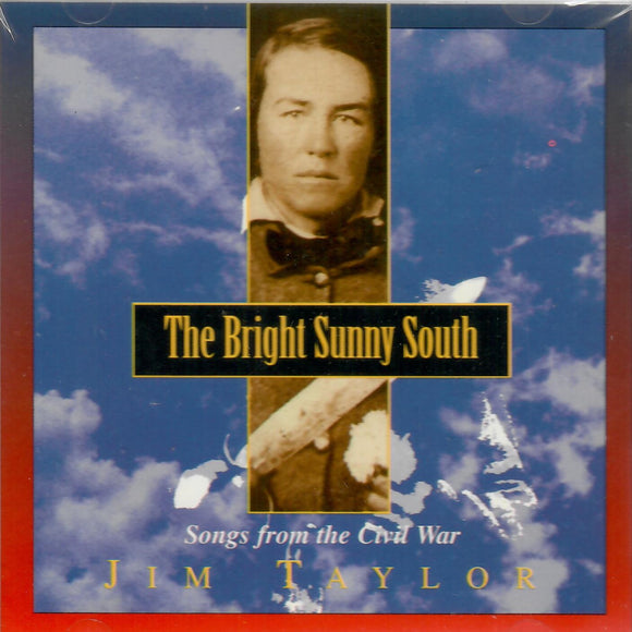 JIM TAYLOR 'The Bright Sunny South' PMM-003-CD