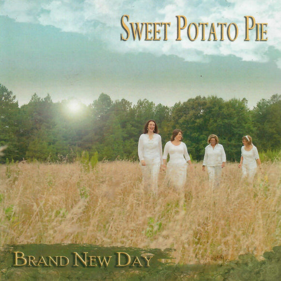 SWEET POTATO PIE 'Brand New Day' MFR-120228-CD