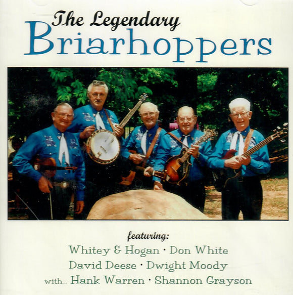 THE LEGENDARY BRIARHOPPERS 'The Legendary Briarhoppers' LR-10259-CD