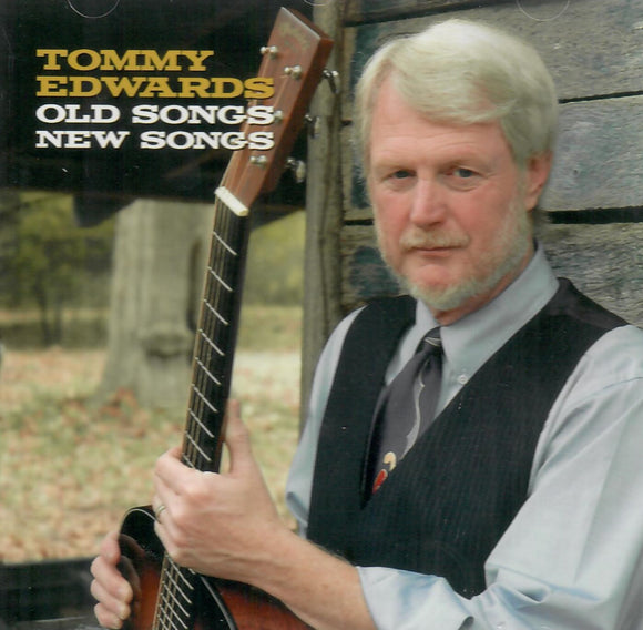 TOMMY EDWARDS 'Old Songs/New Songs' SSR-1963-CD