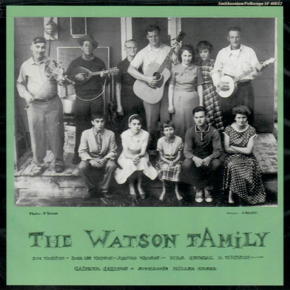 THE WATSON FAMILY SF-40012-CD