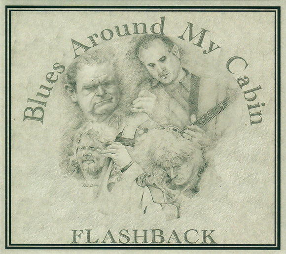 FLASHBACK 'Blues Around My Cabin' PRC-1236-CD
