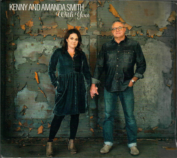 KENNY AND AMANDA SMITH 'With You' FBR-1005-CD