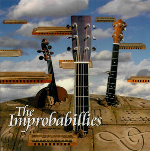 THE IMPROBABILLIES 'The Improbabillies' YODEL-024-CD