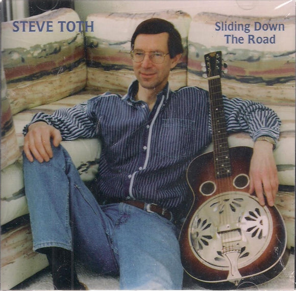 STEVE TOTH 'Sliding Down the Road' URCD-2061