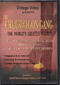 CHUCK WAGON GANG 'The World's Greatest Story'