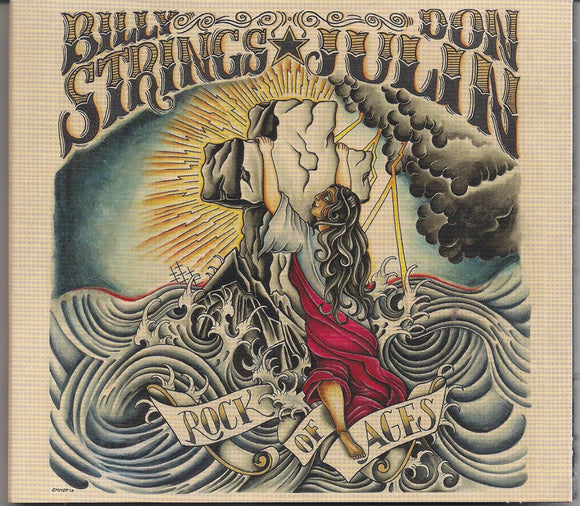 BILLY STRINGS & DON JULIN 'Rock of Ages'