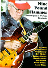 VARIOUS 'Nine Pound Hammer: Guitar Styles of Western KY'