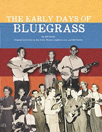 VARIOUS 'The Early Days of Bluegrass' 6 CD Box Set and Book BCF-101-CD/BOOK