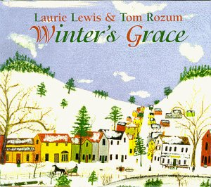 LAURIE LEWIS AND TOM ROZUM 'Winter's Grace' SMM-2003-CD
